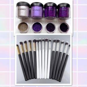 💜SALE💜M•A•C Pigment Sample Set